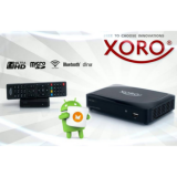 Android BOX IPTV Multimedia Internet TV Receiver Xoro HST 260 4K Ultra HD S905D